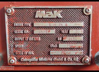 MAK 8M25C P00702034