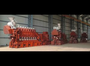 MAK 8M25C Generator