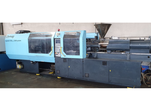 Used Demag 350-2300 Injection moulding machine