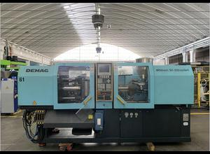 Used Demag Ergotech system 500-200 Injection moulding machine