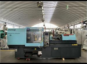 Used Demag Ergotech system 1100 / 420-430 Injection moulding machine