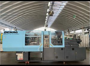 Used Demag ERGOTECH COMPACT 1500-610 Injection moulding machine