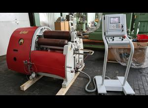 DAVI PROMAU 4-Walzen CNC-Blechrundbiegemaschine