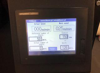 Flexor 380 2CIS Label converter/sheeter P10126054