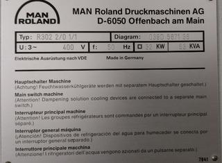 MAN Roland 302 P10131007