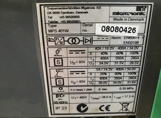 Migatronic Sigma 400 MPS 401W P10201013