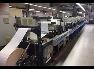 Gallus EMS 410 (10) Label printing machine