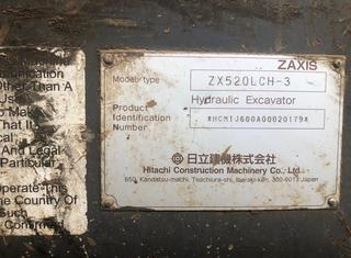 Hitachi ZX520 LCH-3 P10202005