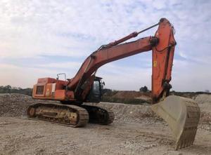 Hitachi ZX520 LCH-3 Excavator / Bulldozer / Loaders