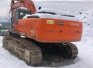 Hitachi ZX460 Excavator / Bulldozer / Loaders