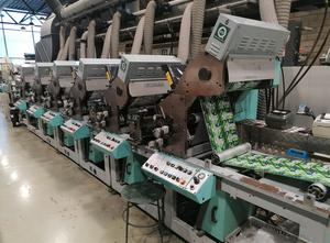 Imprimante d'étiquettes MOTEX MultiFlex 420 LB