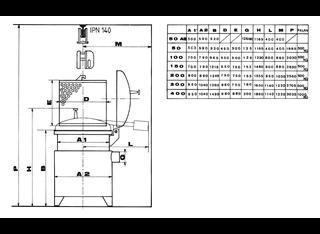 Autoclave 200 4/4 P10202065