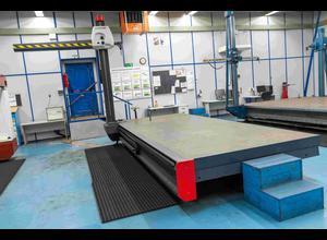 Automatyczna / trójwymiarowa współrzędnościowa maszyna pomiarowa COORD3 SWAN L 40-16-20