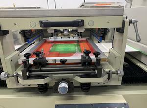ORTHOTEC SRF D 3030 Siebdruck- und Heißprägemaschine