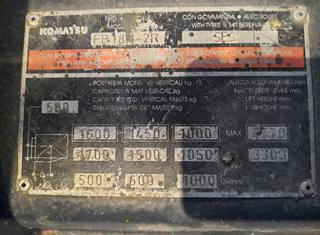LINDE Y  KOMATSU ES16-01 P10203018