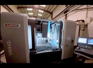 Centro de mecanizado vertical Hurco VMX42I
