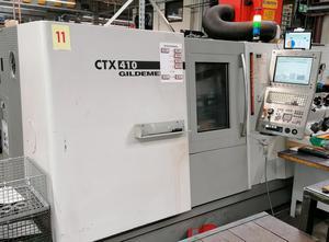 Gildemeister CTX 410 E / Serie 2 Drehmaschine CNC