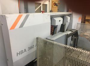 Piła do metalu - cięcie wzdłużne Kasto HBA 360 AU