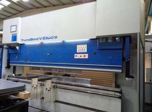 Prasa krawędziowa CNC/NC Trumpf TrumaBend V 2300S