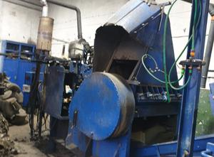 Eldan R1200 Recyclingmaschine