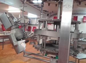 Linco Cut-up line Lebensmittelmaschinen