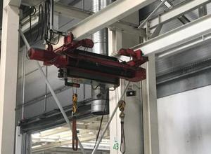 Giga 2x500kg Crane