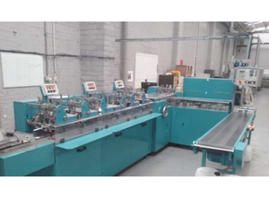 Buhrs  BB300 Basic Kuvertiermaschine