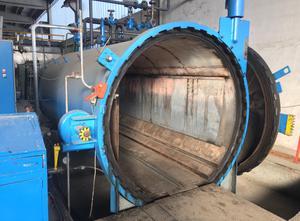 Maszyna do szkła Bovone Production Line Pvb