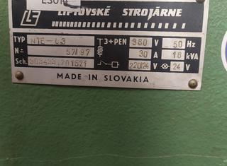Strojárne Piesok NTE 6.3 P10204026