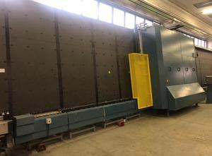Lisec 2500x3500 Glass insulating machine