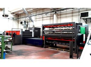 Used Bystronic BYTRANS 3015 EXTENDED 3000 W laser cutting machine