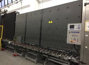 Machine isolante pour verre Lisec 2500