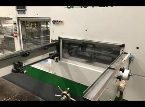 Bobst SP 104 ER WITH BLANKING STATION Stanze