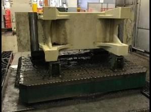 Dorries-Scharmann HEAVYCUT 3 CNC Tischbohrwerk
