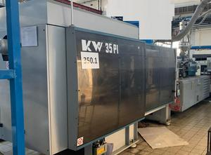 Used BMB   KW 350/3450 -CE Injection moulding machine