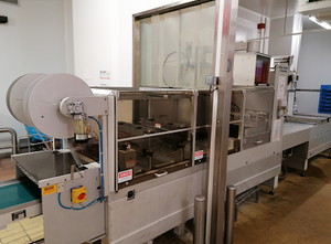 Stroj na balení vaniček do fólie Multivac CD6000