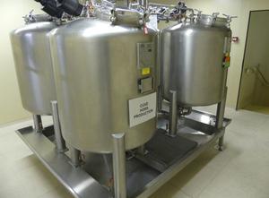 3C FRANCE 630 litres Behalter