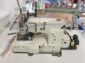 Automatický textilní stroj Kansai Special DFB-1012/PSSM