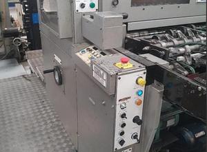 Coupeuse au format Strachan Henshaw Machinery 1400DK