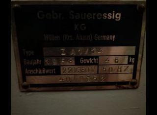 Gebr Saueressig ZA1 / 14 P10205056