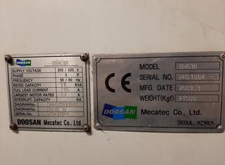 Doosan HM63H P10205101