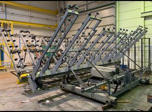 Sklářský stroj Lisec ATL-60/30BF