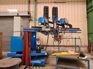 Máquina de soldadura Safmatic PRS DOUBLE MIG DIGIWAVE II 520