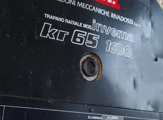 CMR COSTRUZIONI MECCANICHE RIVADOSSI INVEMA KR65 1600 P10205141