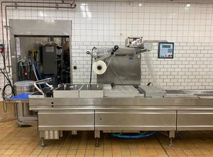 Multivac R-530 MC Thermoforming - Form, Fill and Seal Line