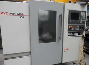 XYZ 560 Minimill Bearbeitungszentrum Vertikal