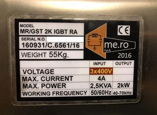 ME.RO S.P.A. Electronic generator MR/GST 2K CS IGBT RA P10206007