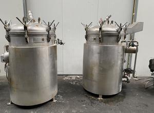 Brouillon 400 4/4 Kochapparat