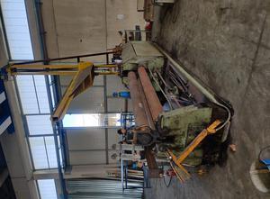 Used Sertom  3000 mm x 10 mm Plate rolling machine