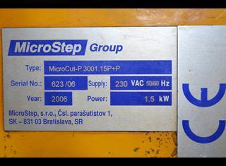 MicroStep MicroCut 3001.15P P10208106